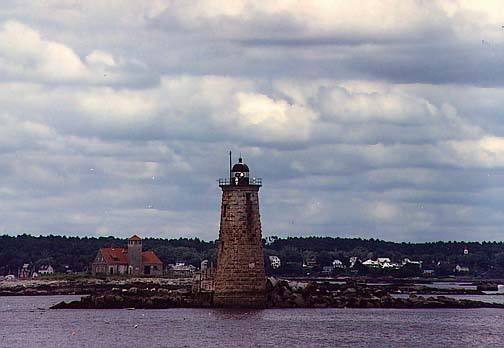 Whaleback Light photo