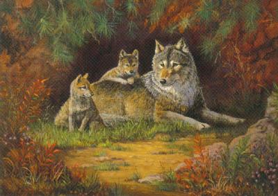 Brenda Wilson's animal totems