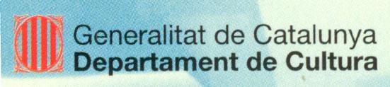 Enllaç amb el Departament de Cultura de la Generalitat de Catalunya