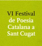 VI Festival de Poesia Catalana a Sant Cugat