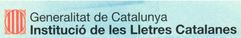 Enllaç amb la Institució de les Lletres Catalanes