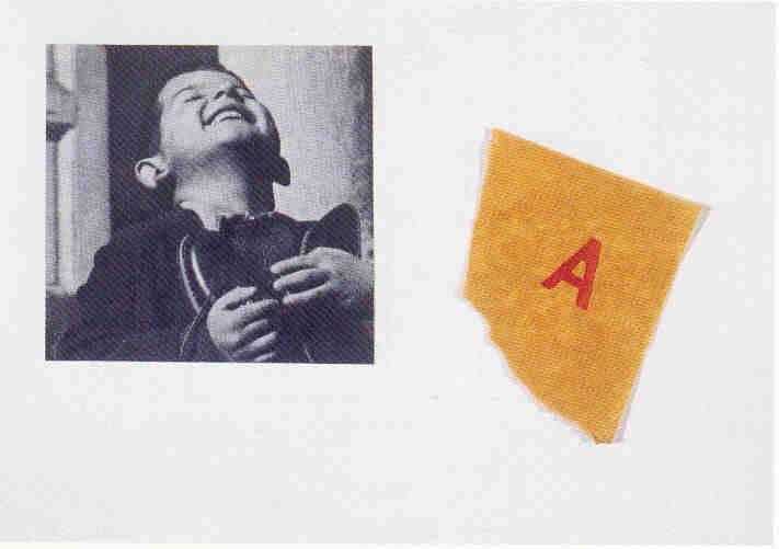 Infància, d'Eduard Escofet (Poesia Visual Catalana)