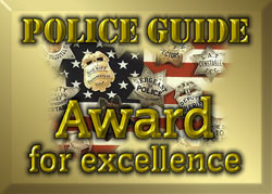 Click on this Award to go to the Chaplain's Page