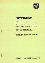 Kompendium i utländsk stenografi